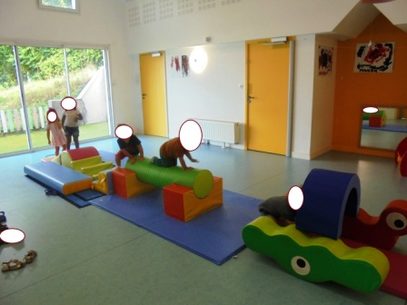 Atelier Psychomotricité SMA