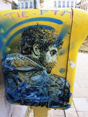 Sortie GEM Street Art Bayonne