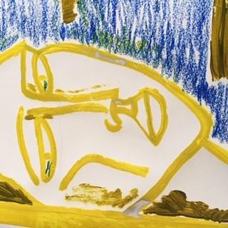 Créativité au GEM - Carré 20x20 cm