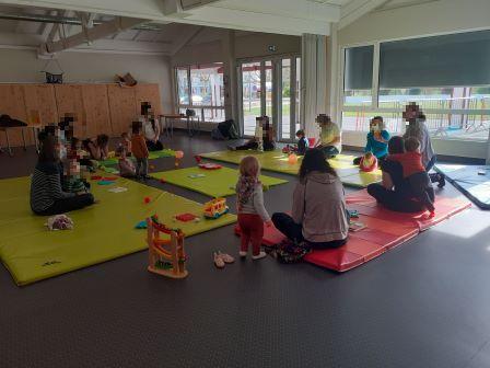Photo 1 reprise atelier parents-enfants